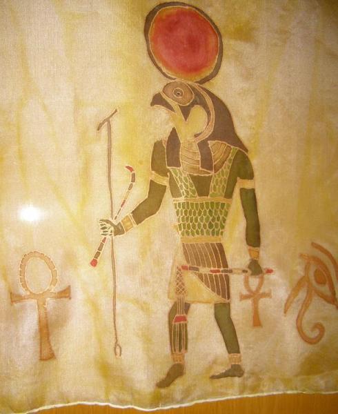 Šál Egypt 2