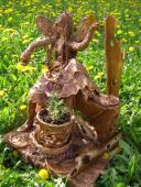 Bylinková víla  - s levanduľou