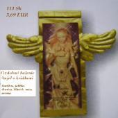 Anjel s kridlami - ozdobneé balenie