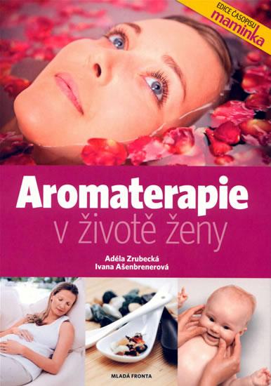 Aromaterapie v živote ženy