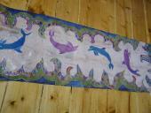 Delfínový šál