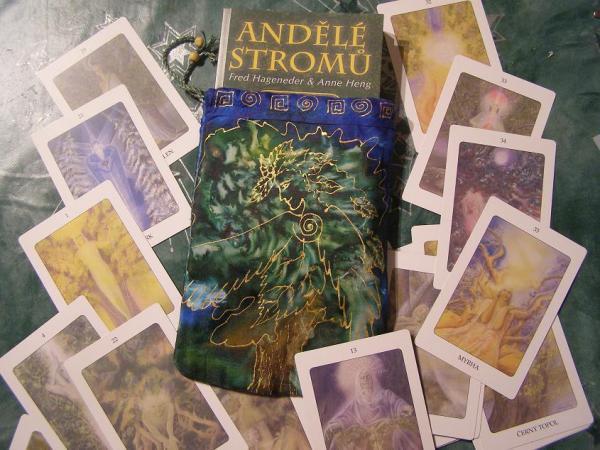Vrecúško na anjelov stromov
