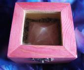 Pyramída ruženín 5 x5 cm