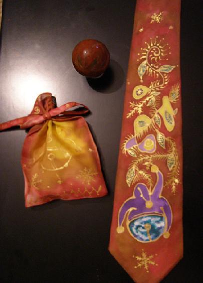 Kravata a vrecúško