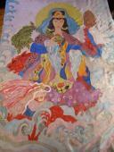 Kwan Seum Bosal - 145 cm x 105 cm