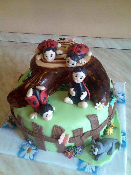 Torta Lienky, od Alenky