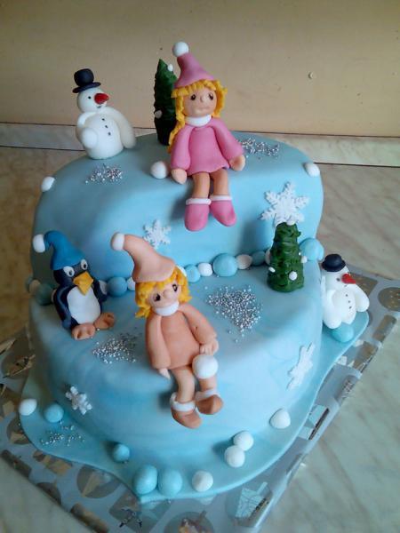Torta zimná