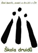 Řád bardů, ovatů a druidů  logo