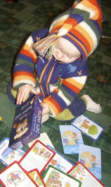 deti svetla  -  karty