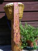 Kravata hnedá