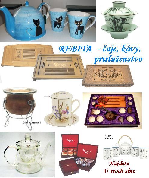 REBITA - Tea and Cofee Shop